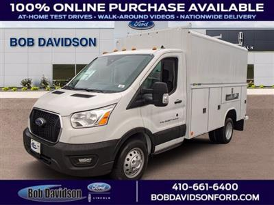 2020 Ford Transit 350 HD DRW RWD, Service Utility Van #50910 - photo 1