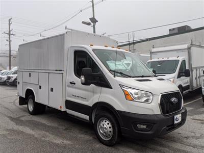 2020 Ford Transit 350 HD DRW RWD, Service Utility Van #50910 - photo 4