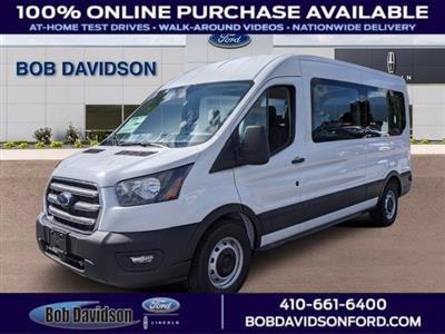 2020 Ford Transit 350 Med Roof 4x2, Passenger Wagon #50945 - photo 1