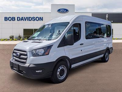 2020 Ford Transit 350 Med Roof 4x2, Passenger Wagon #50945 - photo 2