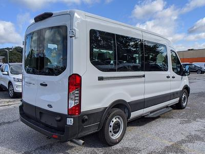 2020 Ford Transit 350 Med Roof 4x2, Passenger Wagon #50945 - photo 4