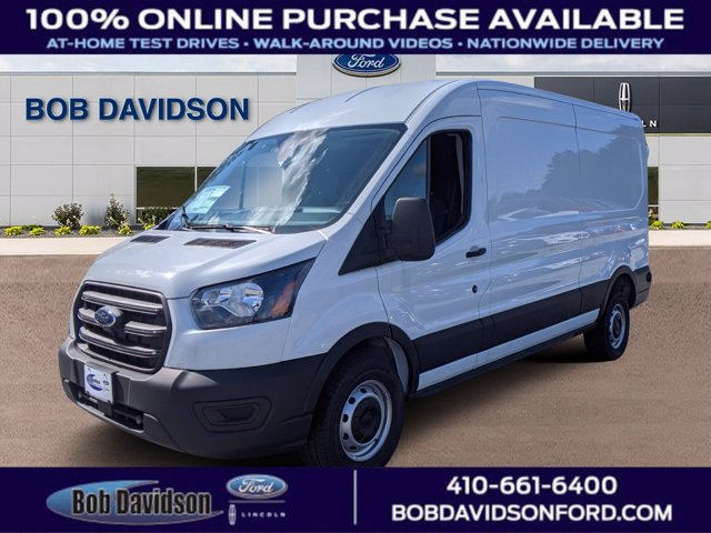 2020 Ford Transit 150 Med Roof 4x2, Empty Cargo Van #50954 - photo 1