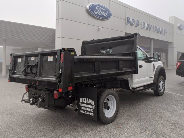 2020 Ford F-550 Regular Cab DRW 4x4, Dump Body #50962 - photo 3