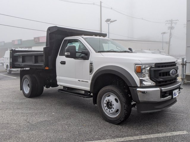 2020 Ford F-550 Regular Cab DRW 4x4, Dump Body #50962 - photo 4