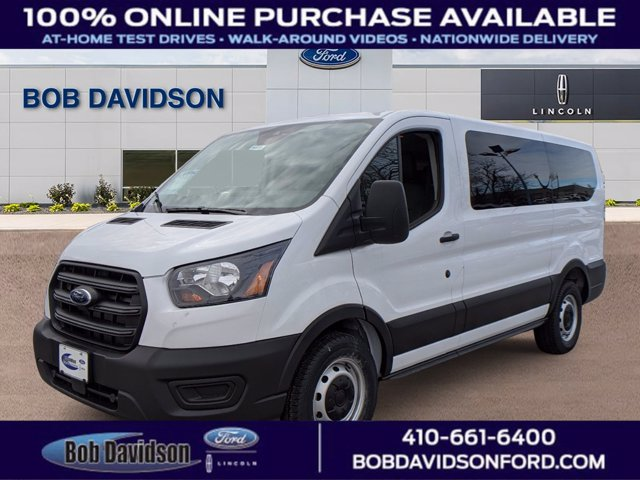 2020 Ford Transit 150 Low Roof 4x2, Passenger Wagon #50966 - photo 1