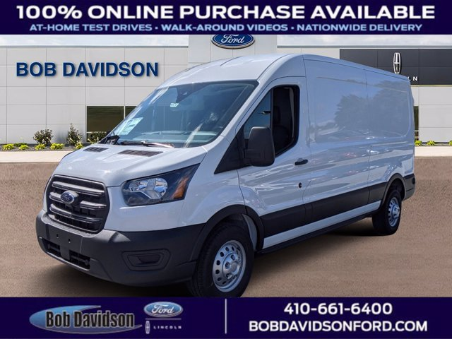 2020 Ford Transit 250 Med Roof AWD, Empty Cargo Van #50976 - photo 1