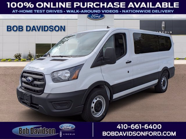 2020 Ford Transit 150 Low Roof RWD, Passenger Wagon #50990 - photo 1