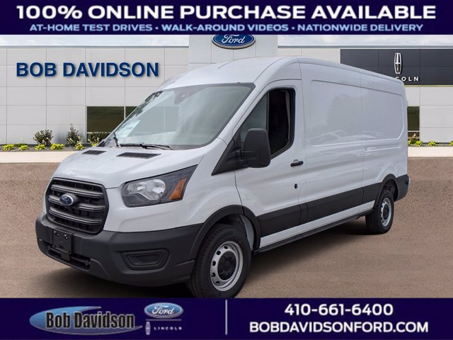 2020 Ford Transit 350 Med Roof 4x2, Empty Cargo Van #50996 - photo 1