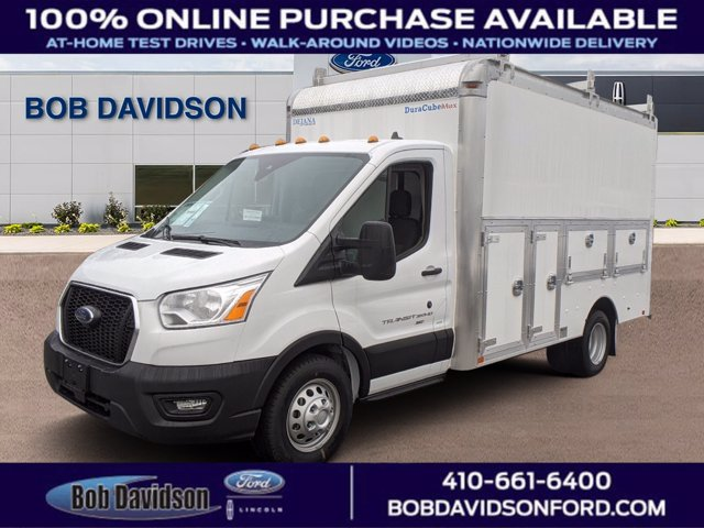 2020 Ford Transit 350 HD DRW AWD, Dejana Cutaway Van #51007 - photo 1