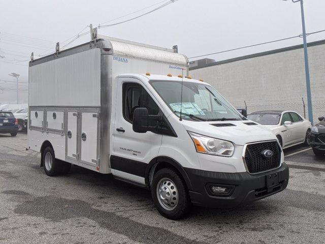 2020 Ford Transit 350 HD DRW AWD, Dejana DuraCube Cutaway Van #51007 - photo 4