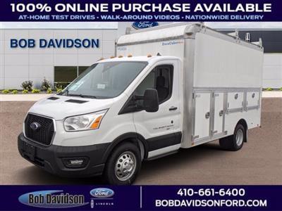 2020 Ford Transit 350 HD DRW AWD, Dejana DuraCube Cutaway Van #51007 - photo 1
