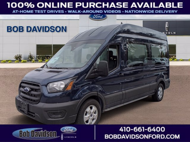 2020 Ford Transit 350 High Roof RWD, Passenger Wagon #51012 - photo 1