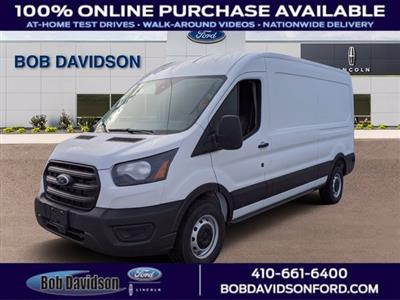 2020 Ford Transit 250 Med Roof RWD, Empty Cargo Van #51014 - photo 1