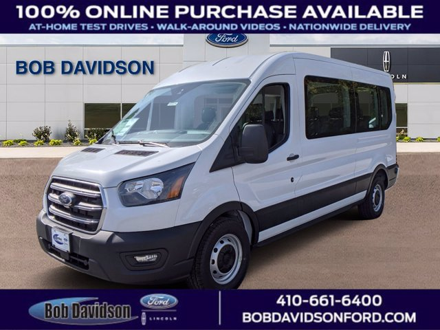 2020 Ford Transit 350 Med Roof RWD, Passenger Wagon #51020 - photo 1