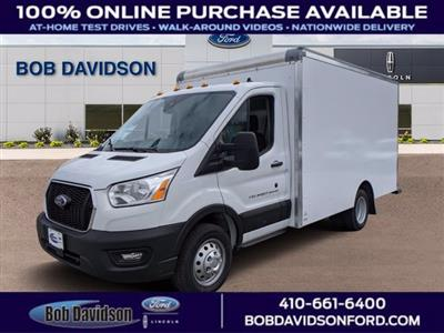 2020 Ford Transit 350 HD DRW RWD, Cutaway Van #51028 - photo 1