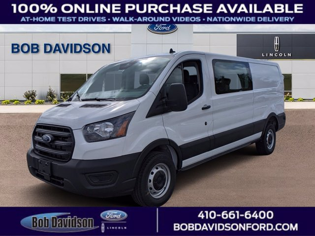 2020 Ford Transit 150 Low Roof 4x2, Crew Van #51029 - photo 1