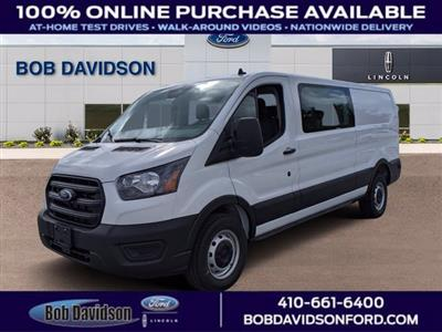 2020 Ford Transit 150 Low Roof 4x2, Crew Van #51029 - photo 1