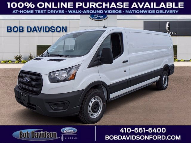 2020 Ford Transit 150 Low Roof RWD, Empty Cargo Van #51030 - photo 1