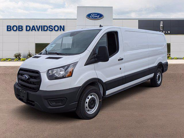 2020 Ford Transit 150 Low Roof RWD, Empty Cargo Van #51030 - photo 3
