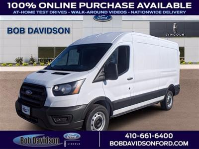 2020 Ford Transit 250 Med Roof 4x2, Empty Cargo Van #51033 - photo 1
