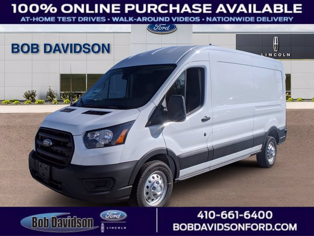 2020 Ford Transit 250 Med Roof AWD, Empty Cargo Van #51048 - photo 1