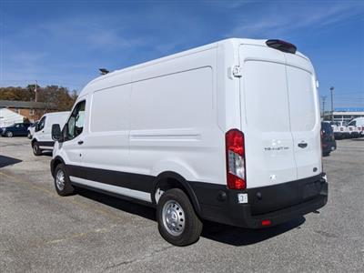 2020 Ford Transit 250 Med Roof AWD, Empty Cargo Van #51048 - photo 3