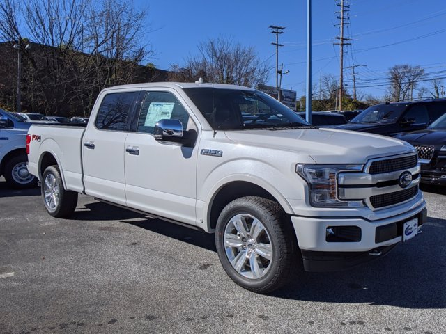 2020 Ford F-150 SuperCrew Cab 4x4, Pickup #51054 - photo 4