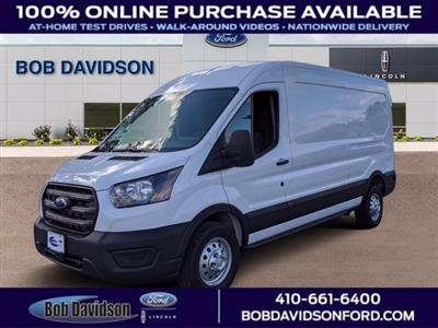 2020 Ford Transit 250 Med Roof AWD, Empty Cargo Van #51055 - photo 1