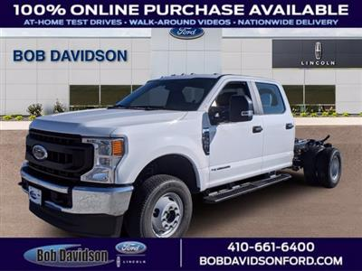 2020 Ford F-350 Crew Cab DRW 4x4, Cab Chassis #51064 - photo 1