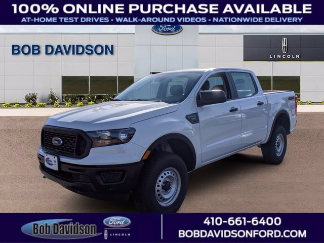 2020 Ford Ranger SuperCrew Cab 4x4, Pickup #51067 - photo 1