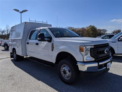 2020 Ford F-350 Crew Cab DRW 4x4, Reading Panel Service Body #51070 - photo 4