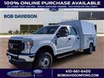 2020 Ford F-350 Crew Cab DRW 4x4, Reading Panel Service Body #51070 - photo 1