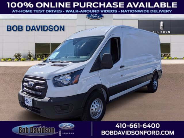2020 Ford Transit 250 Med Roof AWD, Empty Cargo Van #51072 - photo 1