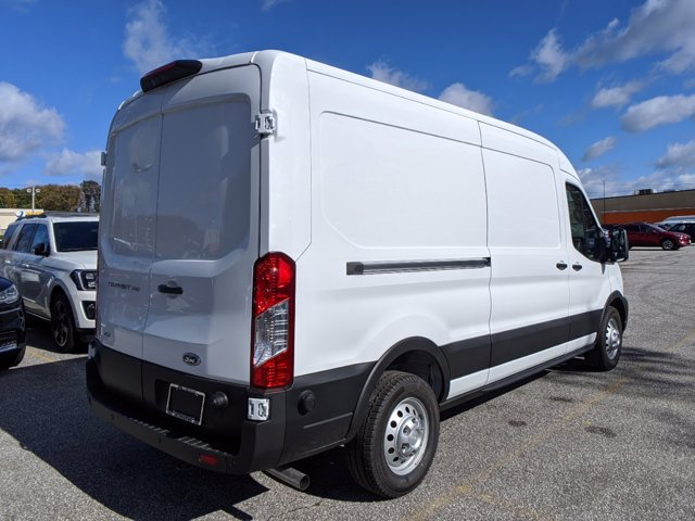 2020 Ford Transit 250 Med Roof AWD, Empty Cargo Van #51072 - photo 4