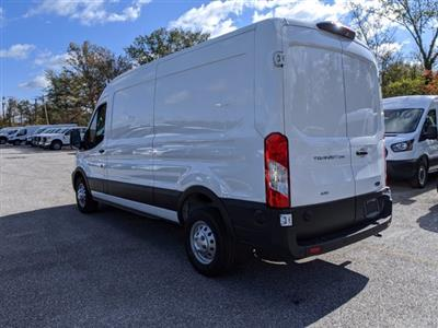 2020 Ford Transit 250 Med Roof AWD, Empty Cargo Van #51072 - photo 3