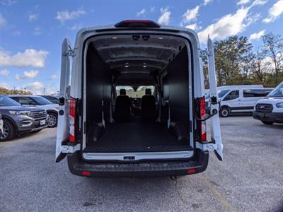 2020 Ford Transit 250 Med Roof AWD, Empty Cargo Van #51072 - photo 2