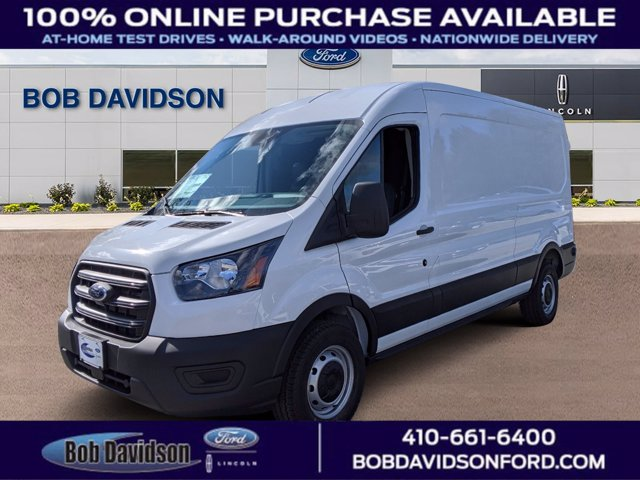 2020 Ford Transit 250 Med Roof 4x2, Empty Cargo Van #51073 - photo 1
