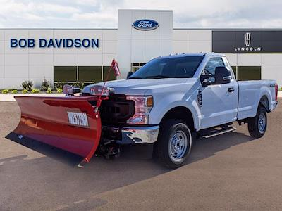 2020 Ford F-250 Regular Cab 4x4, Western Snowplow Pickup #51171 - photo 2