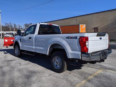 2020 Ford F-250 Regular Cab 4x4, Western Snowplow Pickup #51171 - photo 3