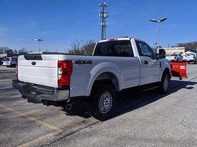 2020 Ford F-250 Regular Cab 4x4, Western Snowplow Pickup #51171 - photo 4