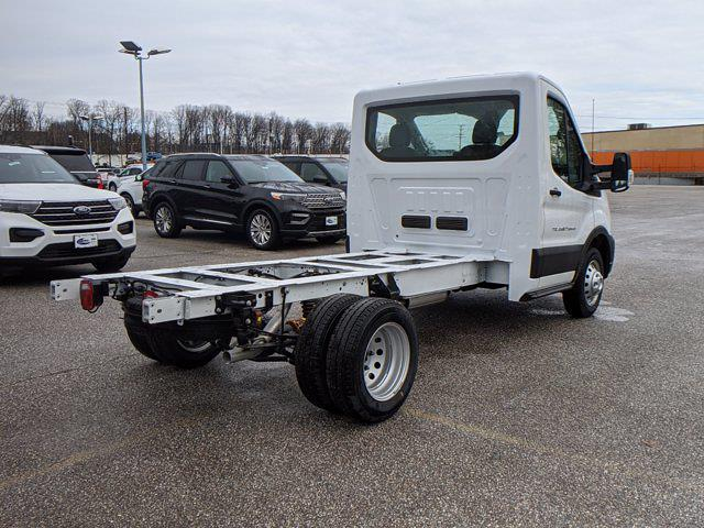 2020 Ford Transit 350 HD DRW 4x2, Cab Chassis #51198 - photo 4