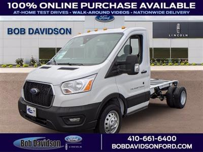 2020 Ford Transit 350 HD DRW 4x2, Cab Chassis #51198 - photo 1