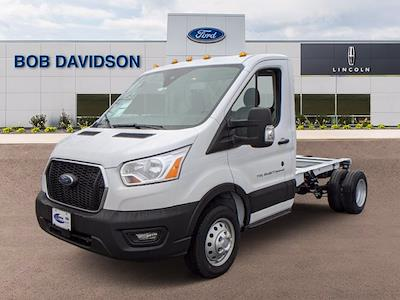2020 Ford Transit 350 HD DRW 4x2, Cab Chassis #51198 - photo 2
