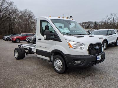 2020 Ford Transit 350 HD DRW 4x2, Cab Chassis #51198 - photo 5