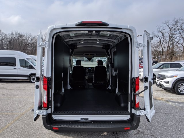 2020 Ford Transit 250 Med Roof 4x2, Empty Cargo Van #51247 - photo 10