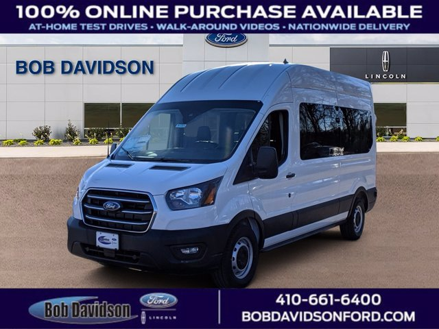2020 Ford Transit 350 High Roof 4x2, Passenger Wagon #51251 - photo 1