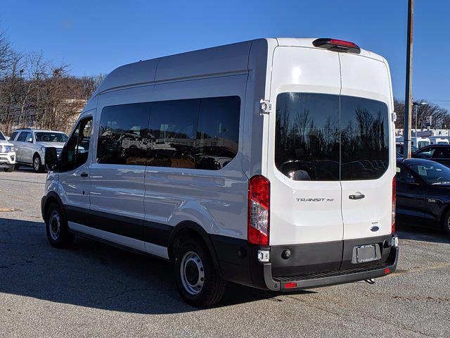 2020 Ford Transit 350 High Roof 4x2, Passenger Wagon #51251 - photo 3