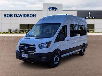 2020 Ford Transit 350 High Roof 4x2, Passenger Wagon #51251 - photo 2
