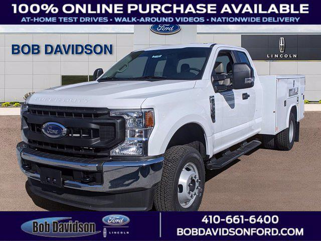 2020 Ford F-350 Super Cab DRW 4x4, Reading Service Body #51280 - photo 1