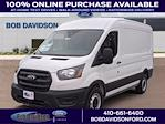 2020 Ford Transit 150 Med Roof 4x2, Empty Cargo Van #51282 - photo 1